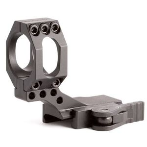 American Defense Mfg. Aimpoint 30mm Cantilever Mount with QD Lever 6061 T6 Aluminum Black AD-68C