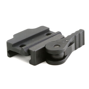 American Defense 170S QD Bipod Base Black AD-170-S-STD-TL