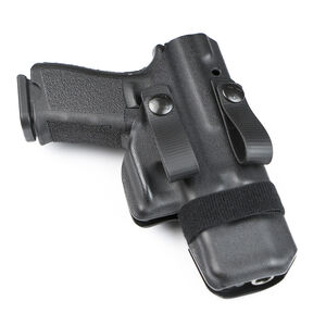 Raven Concealment Morrigan IWB Holster For GLOCK 19/23/32 Ambidextrous Kydex Black MOR G19 BK