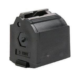 Ruger 10/22 Rotary Magazine .22 LR 5 Rounds Polymer Black 90041