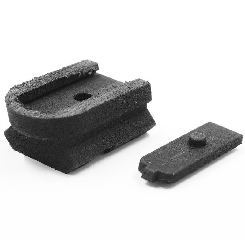 MantisX Magazine Floor Plate Rail Adaptor for S&W 380 Bodyguard Magazine