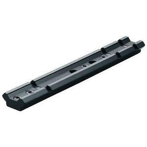 Leupold Rifleman Mounting Series One Piece Weaver Style Base Remington 4/6/750/7400/7600 Machined Aluminum Matte Black Finish 56512