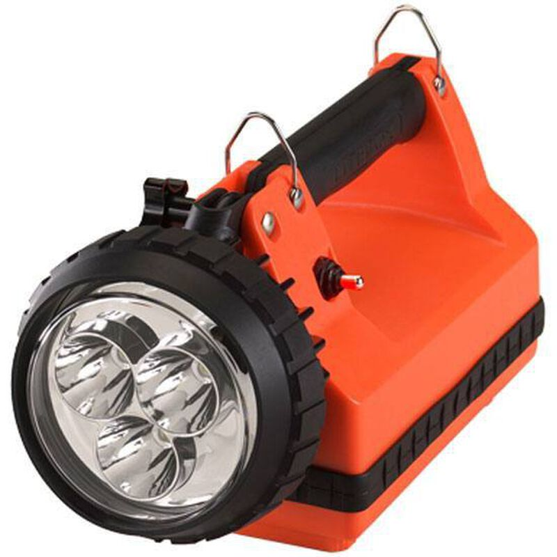 Streamlight E Spot Firebox Lantern LED No Charger Thermoplastic 11.5 x 5.1 x 7 Inches