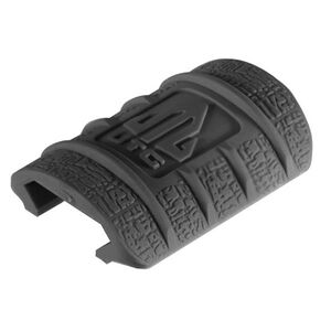 UTG Low Profile Max Security Rubber Rail Guard, 12pcs, Black