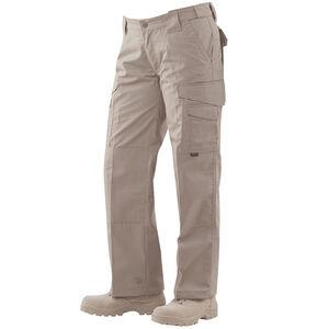 Tru-Spec 24/7 Series Women's Pants Polyester Cotton Rip Stop Size 6 Navy 1097004