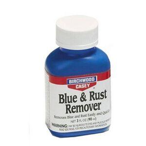 Birchwood Casey Liquid Blue And Rust Remover 3 oz 16125