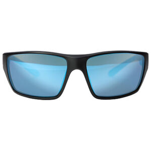 Magpul Terrain Eyewear Bronze/Blue Mirror Polycarbonate Lens Z87+ and MIL-PRF 32432 Rated TR90NZZ Frame Black
