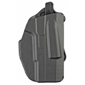 Safariland 7371 7TS ALS Concealment Paddle Holster fits GLOCK 48 Right Hand Synthetic Plain Black