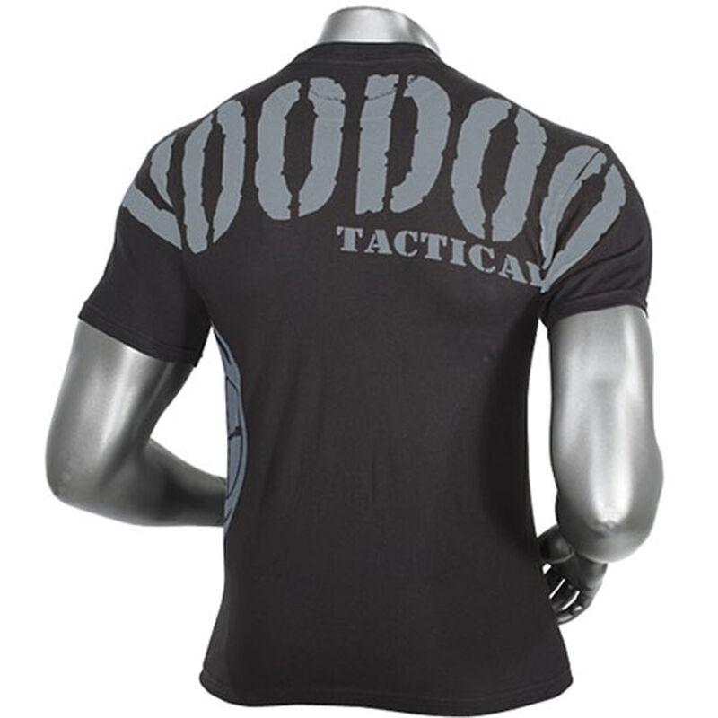 Voodoo Tactical Intimidator T-Shirt Short Sleeve 100% Preshrunk Cotton Medium Gray 20-996614093