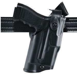 Safariland 6360 GLOCK 23 with ITI M3X ALS/SLS Duty Holster Right Hand STX Hi-Gloss Black