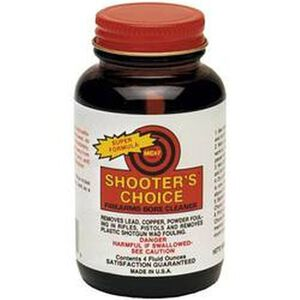 Shooter's Choice MC#7 Bore Cleaner & Conditioner 4 oz. glass bottle