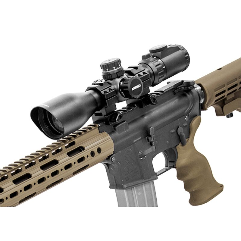 UTG 4-16x44 30mm Compact Scope, 36-color