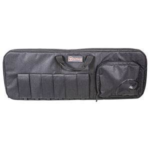 "Firefield AR-15 Carbon Series Single Rifle Bag 36""x13""x2"" Size 600D Polymer Black"
