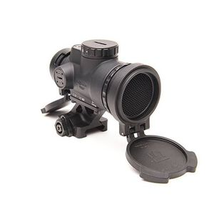 Trijicon 1x25 MRO Patrol 2.0 MOA Adjustable Red Dot; with Full Co-Witness Quick Release Mount AC32070
