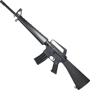 "Windham Weaponry A1 Government 5.56 NATO AR-15 Semi Auto Rifle 20"" Barrel 30 Rounds Triangular A1 Handguard A2 Fixed Stock Black Finish"