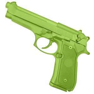Cold Steel Beretta Model 92 Training Pistol Handgun Replica Training Aid Bright Green