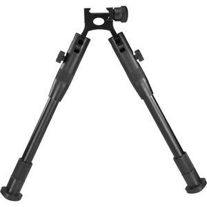 "Barska Picatinny/Weaver Rail Bipod 8""-10"" Aluminum Black"
