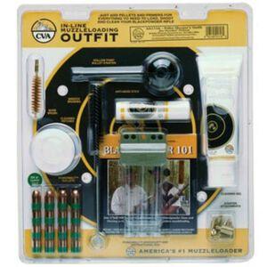 CVA .50 Caliber Muzzleloading Accessory Kit for Pellet Shooters AA1716