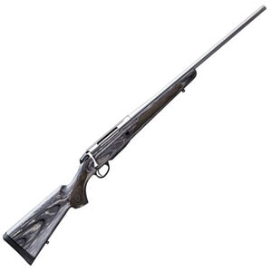 "Tikka T3x Laminated Stainless 6.5 Creedmoor Bolt Action Rifle 22.4"" Barrel 3 Rounds Laminated Wood Stock Stainless Steel Finish"