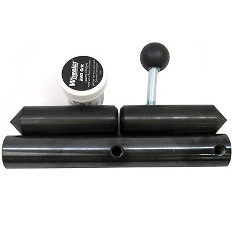 Wheeler 30mm Scope Ring Alignment and Lapping Kit 633-266