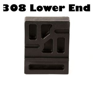 JE Machine .308 Vice Block lower