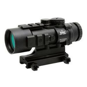 Burris AR-536 AR-15 Fixed 5x36mm Prism Sight Ballistic CQ Reticle Matte Black 300210