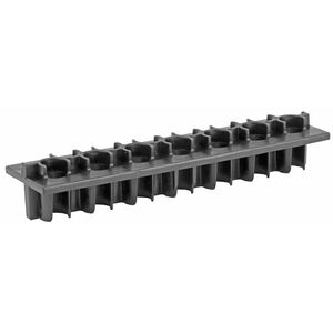 TPS Arms Stock Shell Insert Holder .22 Long Rifle/.22 Magnum Fits M6 Takedown Rifle Matte Black Finish