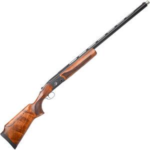 """Pointer SCT Basic Trap 12 Gauge Break Action Shotgun 30"""" Ported Barrel 1 Round Adjustable Cheek Piece Walnut Stock Black Finish"""