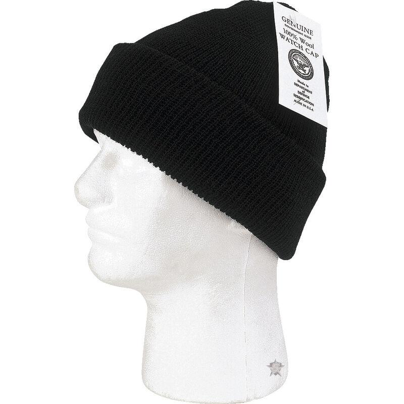5ive Star Gear GI Wool Watch Cap Black