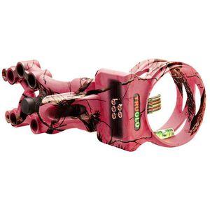 "Carbon XS Xtreme Sight 5 Light, .019"", Realtree Xtra Pink"