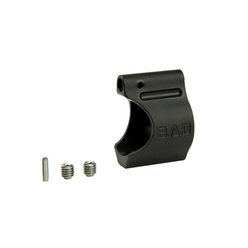 Battle Arms Development Low Profile Gas Block 0.750 Black Nitride