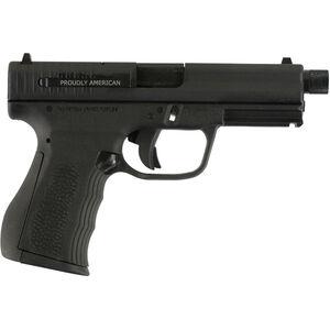 "FMK 9C1 G2 9mm Luger Semi Auto Pistol 4.5"" Threaded Barrel 10 Rounds Black Polymer Frame"