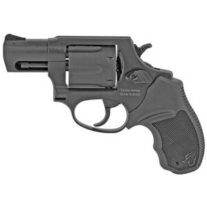 """Taurus 856 .38 Special +P Double Action Revolver 2"""" Barrel 6 Rounds Rubber Grips Matte Black Finish"""