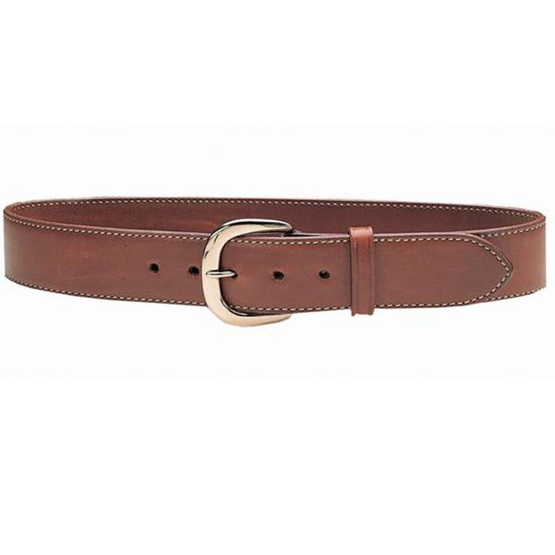 Galco SB5 Sport Belt Brass Buckle Size 42 Leather Tan SB5-42
