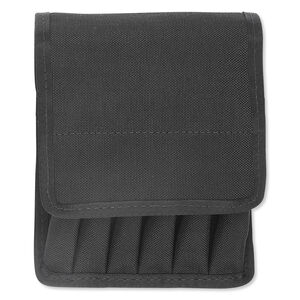 TUFF 6 Inilne Mag Pouch Size 1 .45 ACP Single Stack 1911/P220 OR Similar Black 7066-NYV-1