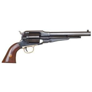 "Cimarron 1858 New Model Army Revolver .45 LC 8"" Barrel 6 Round Fixed Sights Steel Blue CA1000"