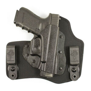DeSantis Invader Holster Left Hand Black