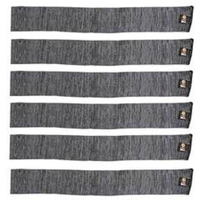 "Allen Sock-Gun 52"" Length, 3-3/4"" Wide Heather Gray (Six Pack)"
