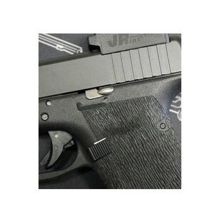 Ghost Inc. GLOCK Ghost Bullet Slide Release Stainless Steel Stainless Steel Finish GHO_BSR_SS