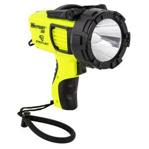 Streamlight Waypoint 300 1000 Lumen Spotlight Rechargeable Polymer Yellow