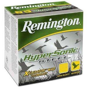 "Remington HyperSonic 20 Ga 3"" #4 Steel 1oz 25 Rounds"