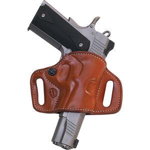 El Paso Saddlery High Slide for Glock 20/21/29/30/30(w/rail)/37/38/39, Right/Russet