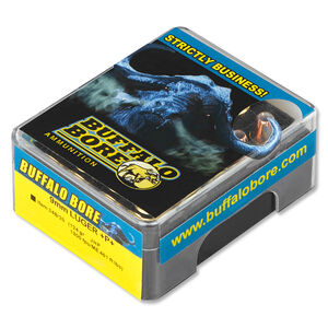 Buffalo Bore 9mm Luger +P+ Ammunition 20 Rounds JHP 124 Grains 24B/20