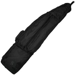 "NcStar Double Rifle Drag Bag Padded 45""x10""x4"" Shoulder Strap Nylon Black"