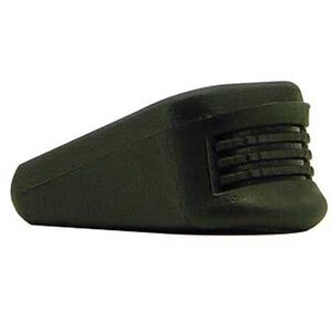 Pearce GLOCK 26 Grip Extension, Plus One: GLOCK 26, 27, and 33. Finger-rest for GLOCK 39, Black PG-2733