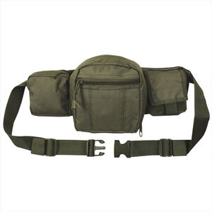 Fox Outdoor Tactical Fanny Pack Olive Drab 52-50
