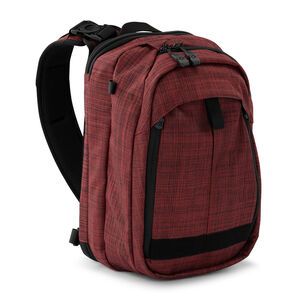 Vertx Tactical Bag Transit Sling 2.0 Heather Red And It's Black F1 VTX5041 HRD/IBK