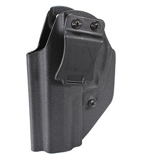 """Mission First Tactical IWB Ambi Holster for S&W SD 9, 40, 9VE 1.5"""" Belt Clip, Black"""