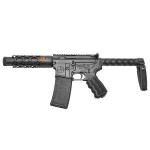 "Unique-ARs TG20 Semi Auto AR Pistol 5.56 NATO 7.5"" Barrel Custom TG20 Handguard Tailhook Mod 1 Pistol Brace"