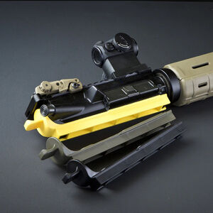 Raven Concealment TopStop AR Upper Receiver Cover High Vis Yellow